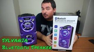 SYLVANIA Bluetooth Speaker