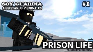 I'm Guardia - Arresting criminals l Roblox