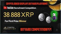 BITYARD HUGE COMPETITION?!!  | CRYPTO JOKER SHOWS BITYARD PLATFORM