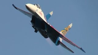 Russian Knights Русские Витязи Russian Air Force Air Show China 2014 第十届中国国际航空航天博览会
