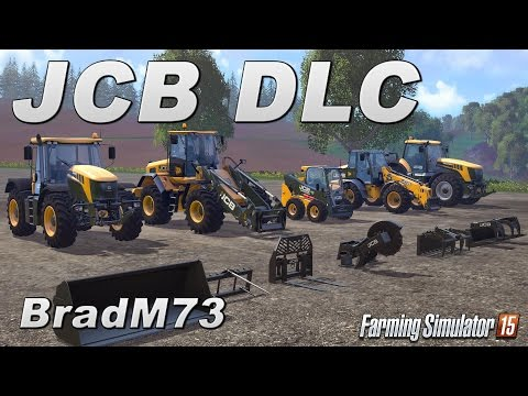 Farming Simulator 15 - JCB Add-On DLC