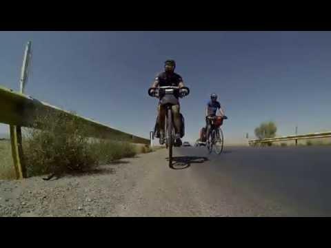 Kapp to Cape - Iran - Speed riding