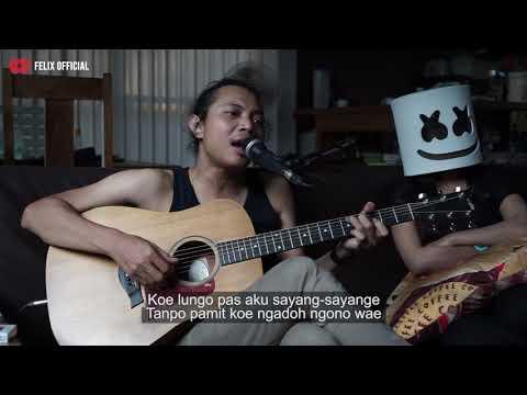 Korban Janji Guyon Waton [ Lirik ] Felix Irwan Cover
