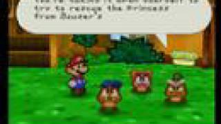Let's Play Paper Mario | 03 | Mario Fanboy