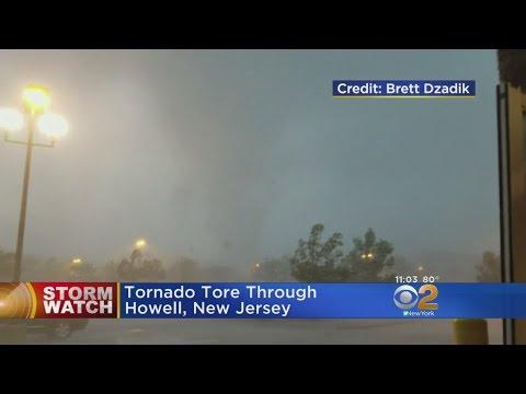 At Least 1 Tornado Tore Through Howell, NJ