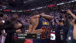 Cleveland Cavaliers vs Toronto Raptors - May 7, 2017