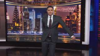 Literally Just Trevor Noah Flossing for 1 Hour