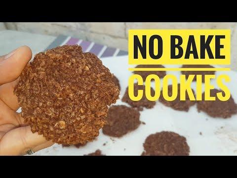 No Bake Cookies | Oatmeal Cookies (easy)