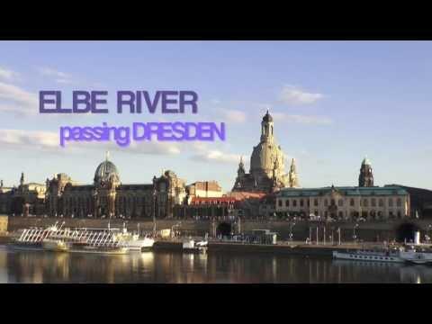 Elbe River Dresden