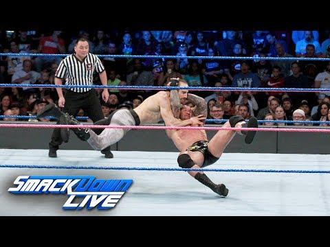 Randy Orton vs. Aiden English: SmackDown LIVE, Oct. 3, 2017