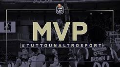 Tyler Stone MVP del 20°turno LBA Serie A