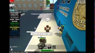 Roblox Video:State Of Rockport/TRC - Police Issues