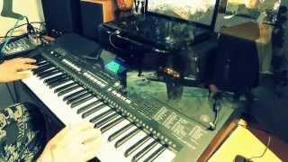 Джентльмены удачи  - На синтезаторе (yamaha - e433)