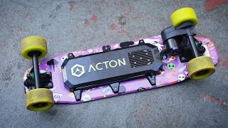 Blink Board: the smallest, cheapest electric skateboard yet