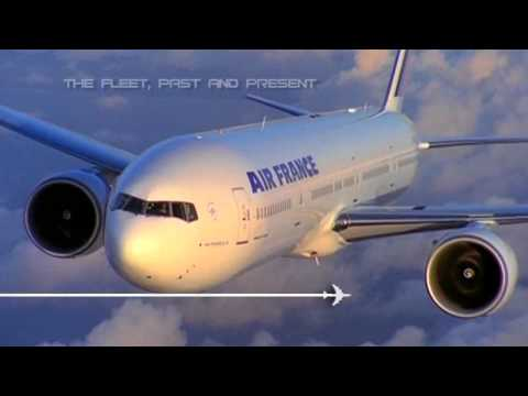 The Air France Fleet past and present [en]