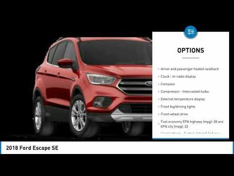 2018 Ford Escape Kansas City MO 181059