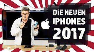 iPhone X, iPhone 8 & iPhone 8 Plus - Keynote-Recap