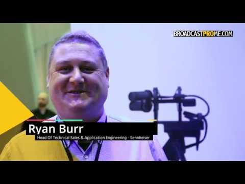 Ryan Burr, Sennheiser