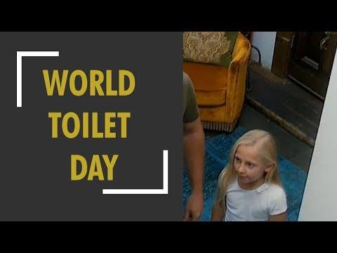 World Toilet Day: London restaurant blocks toilet to highlight lack of access across world