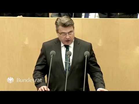Staatsminister Prof. Dr. Bausback im Bundesrat - Kammern für internationale Handelssachen - Bayern