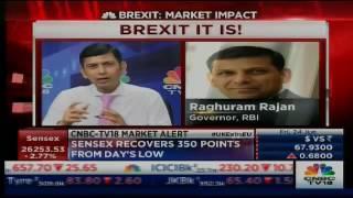 Brexit Is Definitely Not Good News For The Global Economy: Gov Rajan