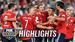 VfB Stuttgart vs. Bayern Munich | 2018-19 Bundesliga Highlights