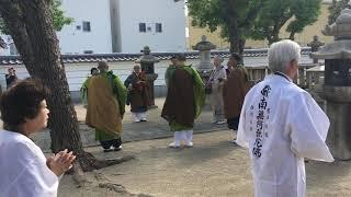 時宗 真光寺 一遍上人御忌法要 踊り念仏(2019年9月16日)