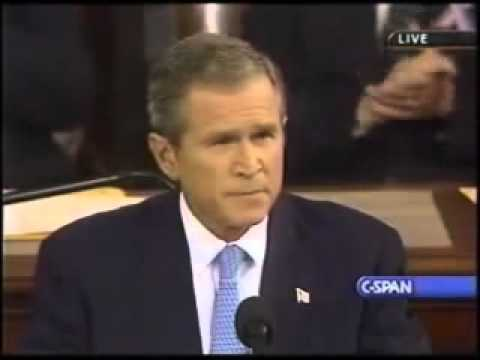 The 7 best moments of George W  Bush's presidency - The