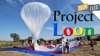 Project Loon: Google's Wi-Fi Balloons for the World