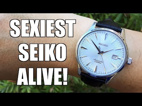"Magic on the Wrist! Seiko ""Cocktail Time"" SARB065 Automatic Watch Review - Perth WAtch #214"