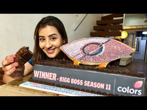 Shilpa Shinde FANS Send Bigg Boss 11 Cake To Her
