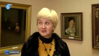 Первый зал художественного музея Горловки полностью восстановлен