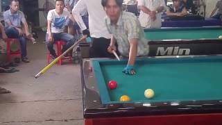 Trận đấu giữa Long Nhỏ vs Anh Sang P2