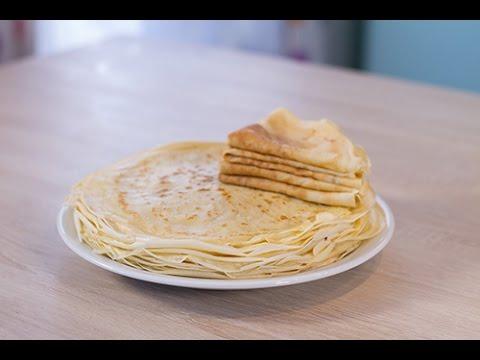 Comment faire la pâte à crêpes inratable. Recette des crêpes facile