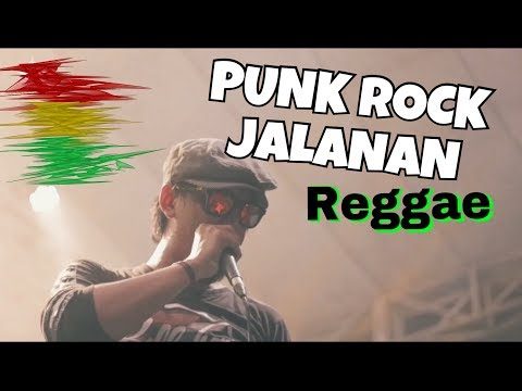 Ku Simpan Rindu Di Hati - Reggae PUNK ROCK JALANAN Cover RUKUN RASTA