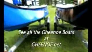 GHEENOE BOATS LOWTIDE 15 & 25 Flats Fisherman