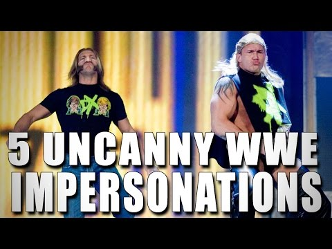 The Greatest Impersonators - WWE 5 Things