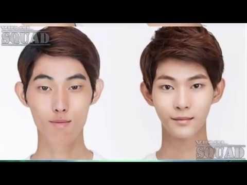 Coreanos los reyes de la cirugia estetica antes y - Banos reformados antes y despues ...