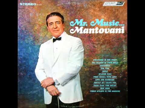 Mantovani ‎– Mr. Music... (Full Album)