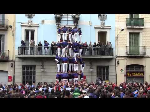 7d8 XVII Diada dels Castellers de la Vila de Gràcia