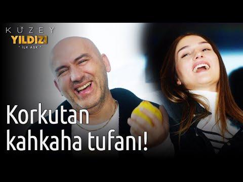Kuzey Yıldızı İlk Aşk 54. Bölüm - Korkutan Kahkaha Tufanı!
