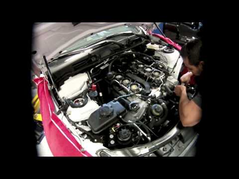 Gintani Supercharger Install on a BMW E92 M3