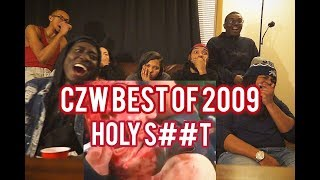 CZW BEST OF 2009 REACTION!!! I CAN'T BELIEVE WHAT I JUST SAW!  😱😱