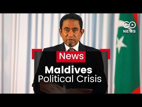 Maldives Political Crisis