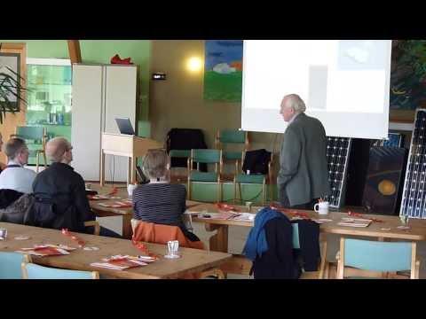 Informationmøde 25/04-2013 med Rico`s Byg ApS, IBC Solar, Preben Maegaard og Engko