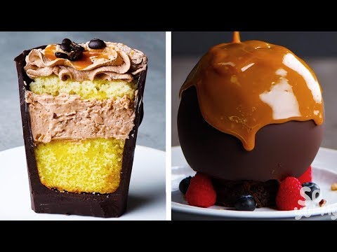 These amazing chocolate decoration ideas will warm your heart this fall | Recipes by So Yummy