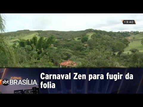 Carnaval Zen é alternativa para fugir da folia