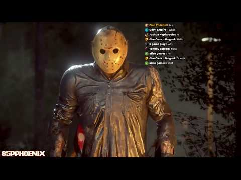 Can't Find The Last Counselor... STREAM 1 | Friday The 13th: The Game (ʘ‿ʘ)