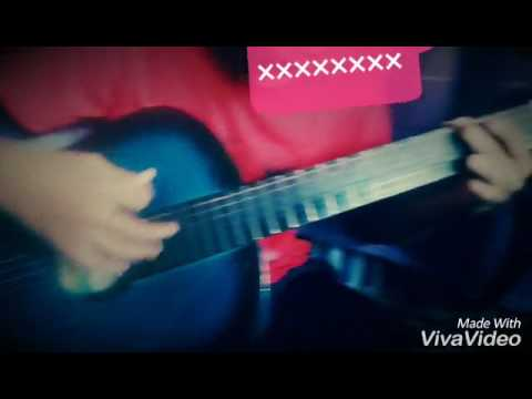 Guitar solo redha irfan haris cover by itszrii_ - YouTube