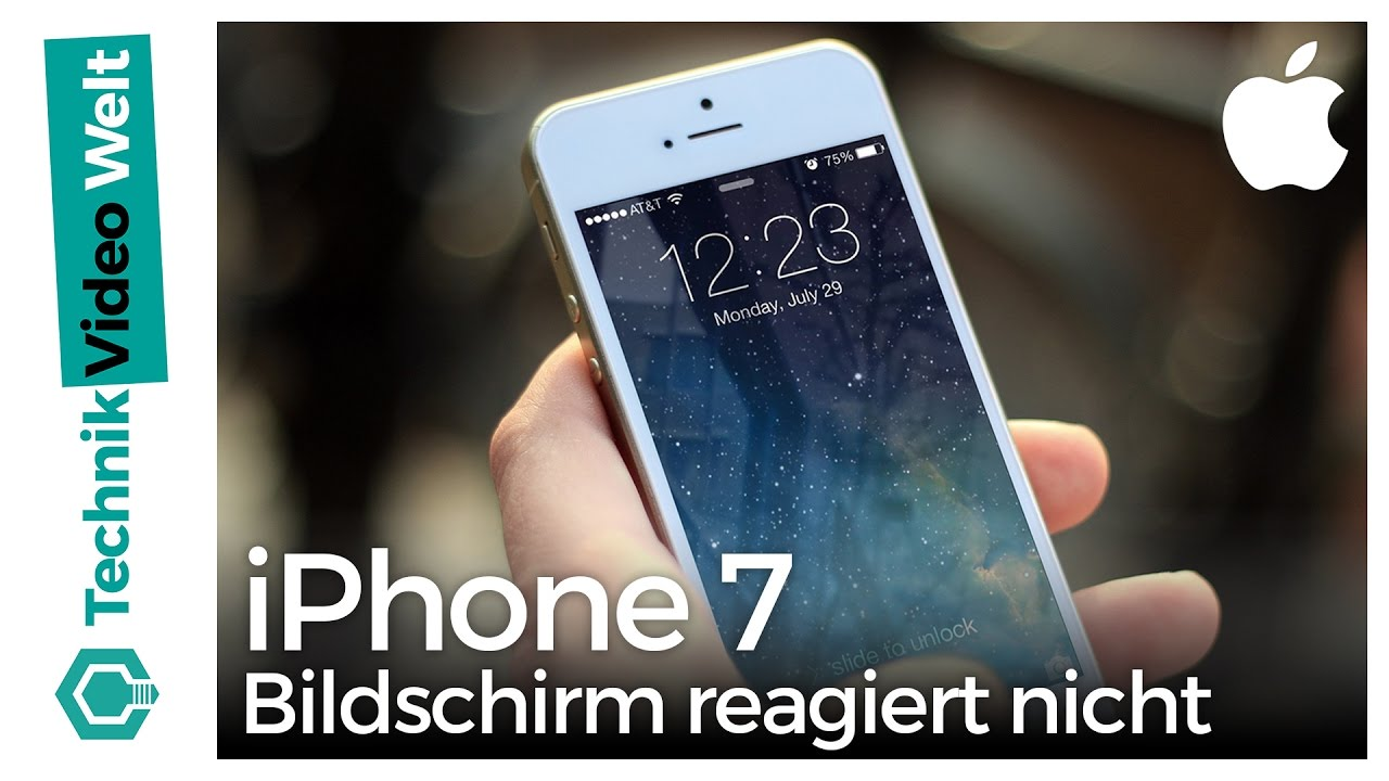 Iphone Reagiert Nicht Mehr Standbildschirm